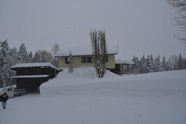 s-0127軒先雪処理