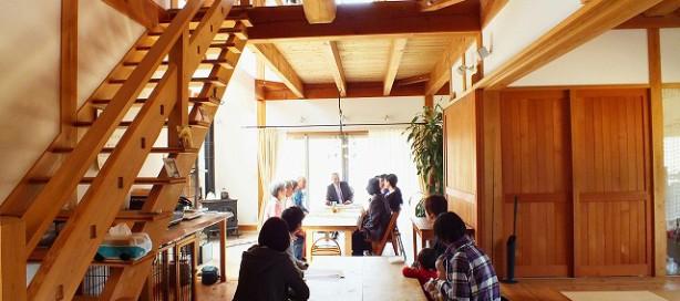 富山と暮らす 暮らしを訪ねる 音川の家 3月4日(日)AM10時~PM12時