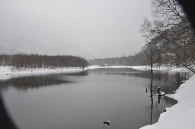 003大正池