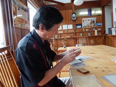 DSCN職人松岡さん