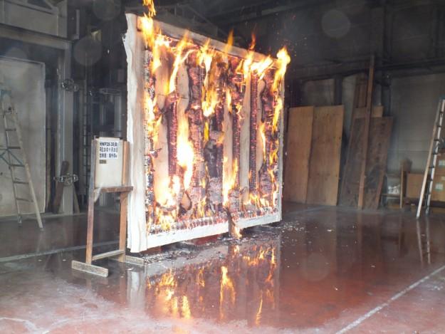 耐火試験5