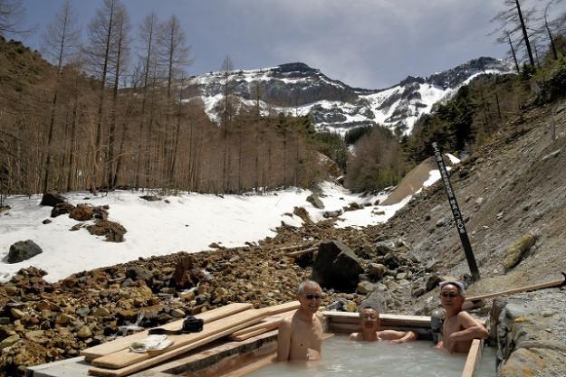 s-1241野天風呂と硫黄岳