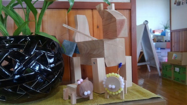 木工教室 (2)