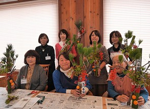 【自分でつくるお正月飾りワークショップ】開催しました。