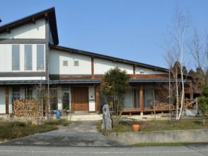 """富山と暮らす  """"薪ストーブのある暮らしを楽しむ家""""訪問体験会を開催しました。"""