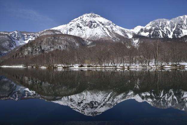 s-1016焼岳の鏡