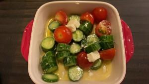 夏野菜美味しい